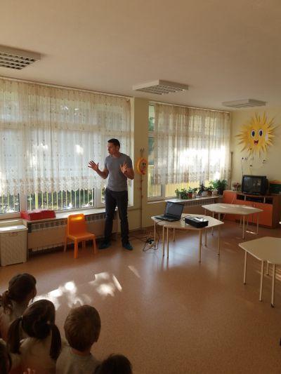 Седмицата на бащата - ДГ №32 Българче - София